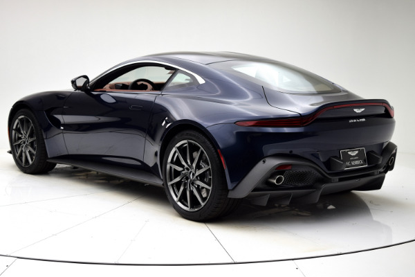 New 2020 Aston Martin Vantage Coupe for sale $164,414 at F.C. Kerbeck Aston Martin in Palmyra NJ 08065 4