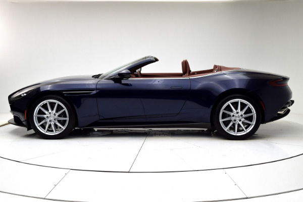 New 2020 Aston Martin DB11 V8 Volante for sale $242,036 at F.C. Kerbeck Aston Martin in Palmyra NJ 08065 3