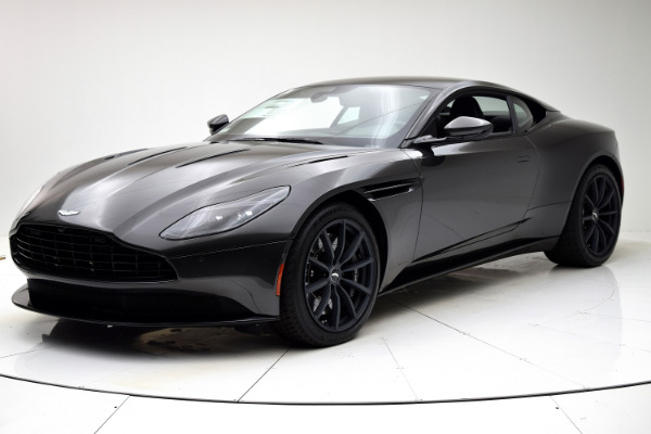 New 2020 Aston Martin DB11 AMR Coupe for sale $272,496 at F.C. Kerbeck Aston Martin in Palmyra NJ 08065 2