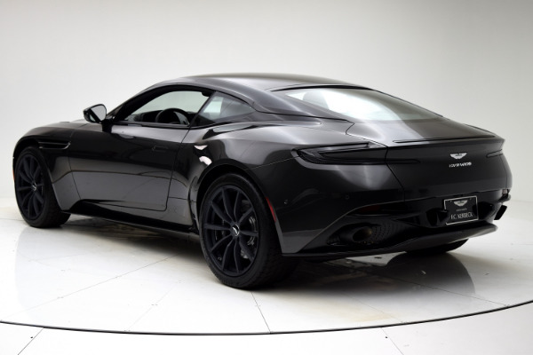 New 2020 Aston Martin DB11 AMR Coupe for sale $272,496 at F.C. Kerbeck Aston Martin in Palmyra NJ 08065 4