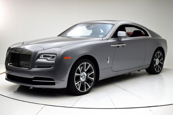 Used 2017 Rolls-Royce Wraith for sale $239,880 at F.C. Kerbeck Aston Martin in Palmyra NJ 08065 2