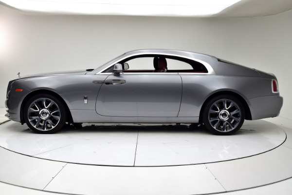 Used 2017 Rolls-Royce Wraith for sale $239,880 at F.C. Kerbeck Aston Martin in Palmyra NJ 08065 3