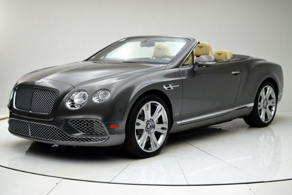 Used Used 2016 Bentley Continental GT W12 Convertible for sale <s>$255,805</s> | <span style='color: red;'>$137,880</span> at F.C. Kerbeck Aston Martin in Palmyra NJ