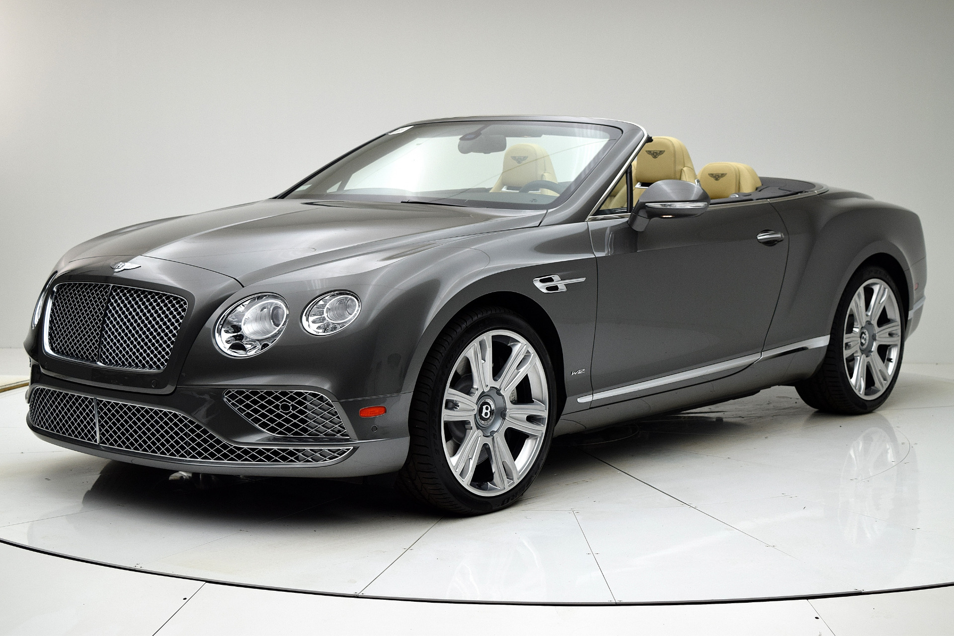 Used 2016 Bentley Continental GT W12 Convertible for sale $139,880 at F.C. Kerbeck Aston Martin in Palmyra NJ 08065 2