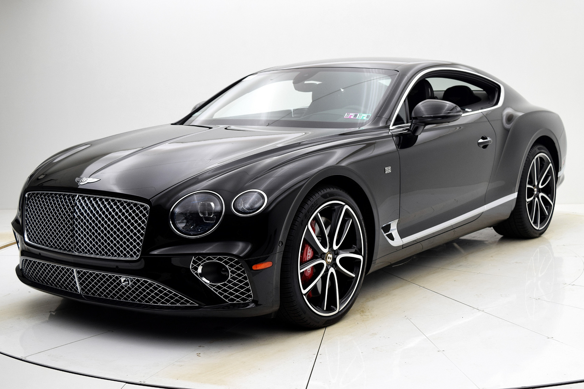 Used 2020 Bentley Continental GT First Edition for sale Sold at F.C. Kerbeck Aston Martin in Palmyra NJ 08065 2