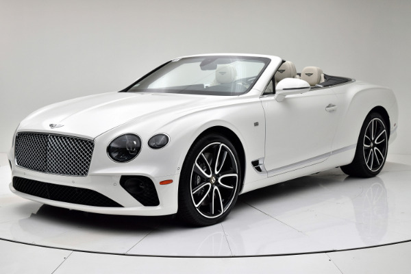 New New 2020 Bentley Continental GT V8 Convertible for sale Call for price at F.C. Kerbeck Aston Martin in Palmyra NJ