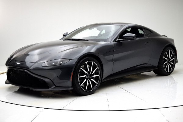 New New 2020 Aston Martin Vantage Coupe for sale $174,499 at F.C. Kerbeck Aston Martin in Palmyra NJ