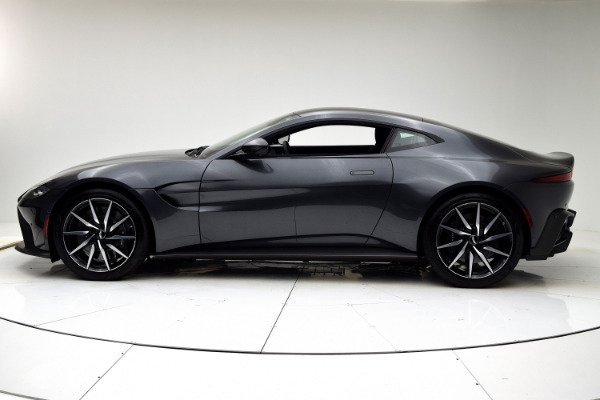New 2020 Aston Martin Vantage Coupe for sale $174,499 at F.C. Kerbeck Aston Martin in Palmyra NJ 08065 4