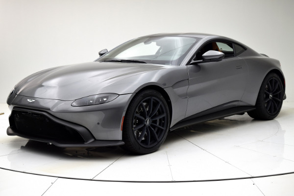 New New 2020 Aston Martin Vantage Coupe for sale $179,982 at F.C. Kerbeck Aston Martin in Palmyra NJ