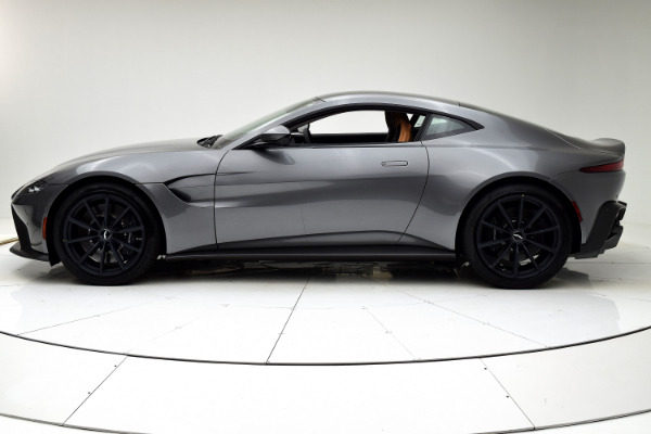 New 2020 Aston Martin Vantage Coupe for sale Sold at F.C. Kerbeck Aston Martin in Palmyra NJ 08065 3