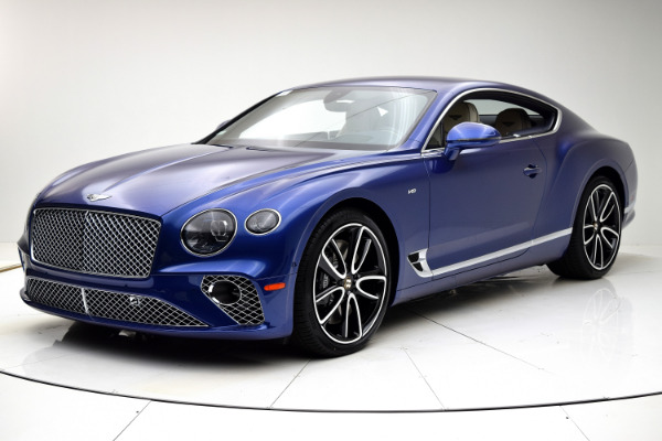 New New 2020 Bentley Continental GT V8 Coupe for sale Call for price at F.C. Kerbeck Aston Martin in Palmyra NJ