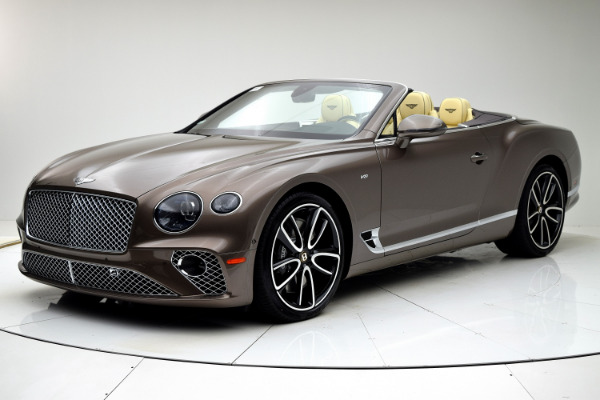 New New 2020 Bentley Continental GT V8 Convertible for sale $269,870 at F.C. Kerbeck Aston Martin in Palmyra NJ