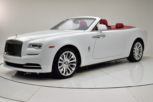 New New 2020 Rolls-Royce Dawn for sale $389,925 at F.C. Kerbeck Aston Martin in Palmyra NJ