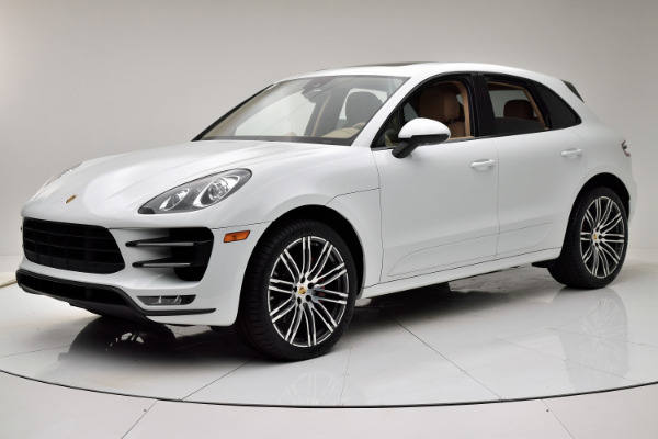 Used Used 2015 Porsche Macan Turbo for sale <s>$85,795</s> | <span style='color: red;'>$45,880</span> at F.C. Kerbeck Aston Martin in Palmyra NJ