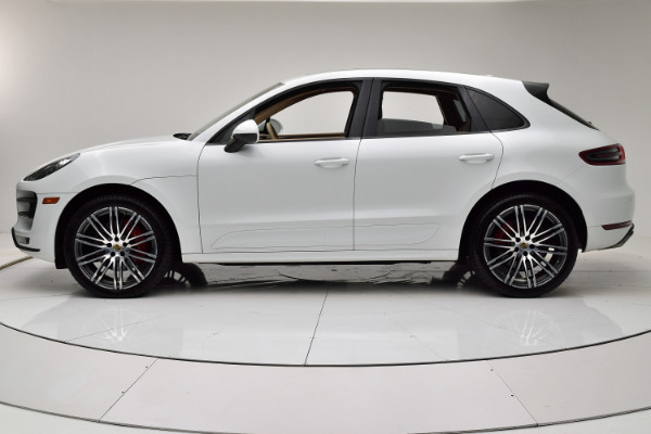 Used 2015 Porsche Macan Turbo for sale $48,880 at F.C. Kerbeck Aston Martin in Palmyra NJ 08065 3