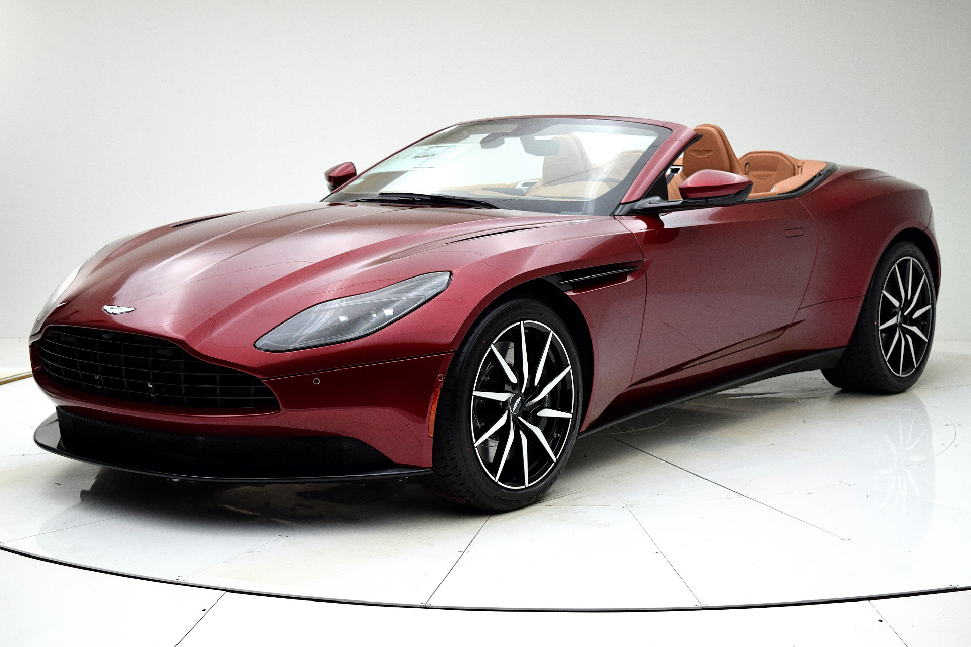 New 2020 Aston Martin DB11 Volante for sale Sold at F.C. Kerbeck Aston Martin in Palmyra NJ 08065 2