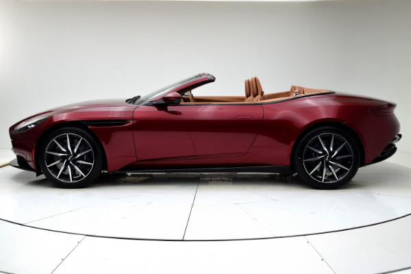 New 2020 Aston Martin DB11 Volante for sale Sold at F.C. Kerbeck Aston Martin in Palmyra NJ 08065 3