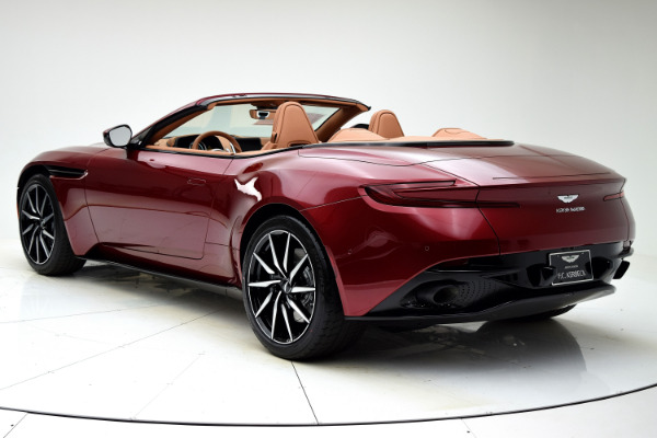 New 2020 Aston Martin DB11 Volante for sale Sold at F.C. Kerbeck Aston Martin in Palmyra NJ 08065 4