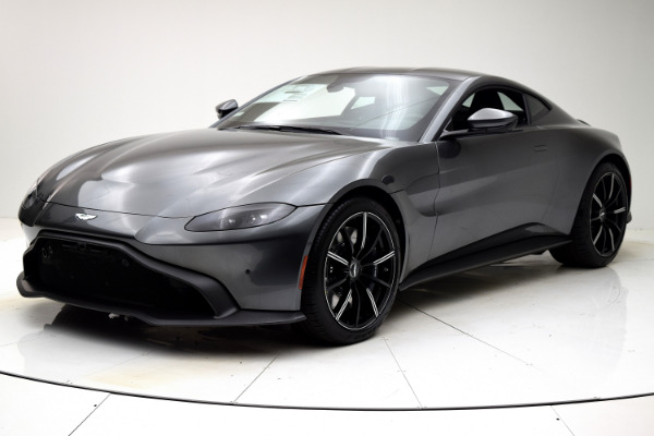 New 2020 Aston Martin Vantage Coupe for sale $168,481 at F.C. Kerbeck Aston Martin in Palmyra NJ 08065 2