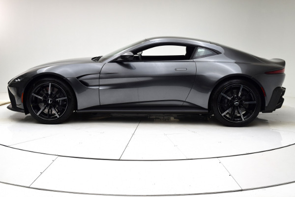 New 2020 Aston Martin Vantage Coupe for sale $168,481 at F.C. Kerbeck Aston Martin in Palmyra NJ 08065 3