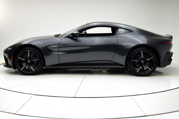 New 2020 Aston Martin Vantage Coupe for sale $171,059 at F.C. Kerbeck Aston Martin in Palmyra NJ 08065 3