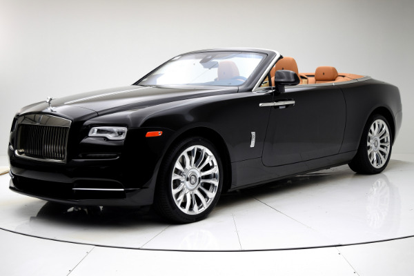 New New 2020 Rolls-Royce Dawn for sale $388,850 at F.C. Kerbeck Aston Martin in Palmyra NJ