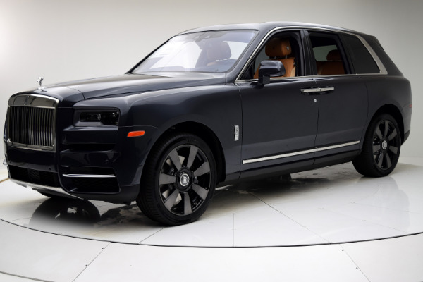 New New 2020 Rolls-Royce Cullinan for sale $355,675 at F.C. Kerbeck Aston Martin in Palmyra NJ