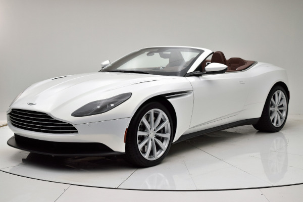 New New 2020 Aston Martin DB11 Volante for sale $254,161 at F.C. Kerbeck Aston Martin in Palmyra NJ