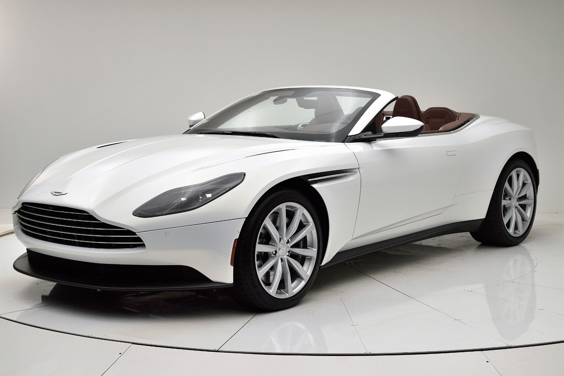New 2020 Aston Martin DB11 Volante for sale $254,161 at F.C. Kerbeck Aston Martin in Palmyra NJ 08065 2