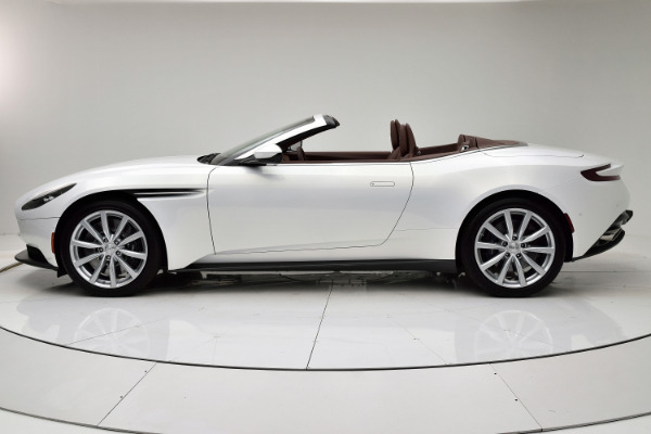 New 2020 Aston Martin DB11 Volante for sale $254,161 at F.C. Kerbeck Aston Martin in Palmyra NJ 08065 3