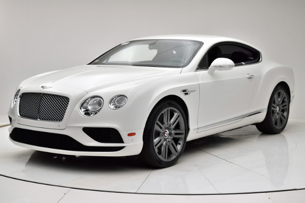 Used 2016 Bentley Continental GT V8 Coupe for sale $136,880 at F.C. Kerbeck Aston Martin in Palmyra NJ 08065 2