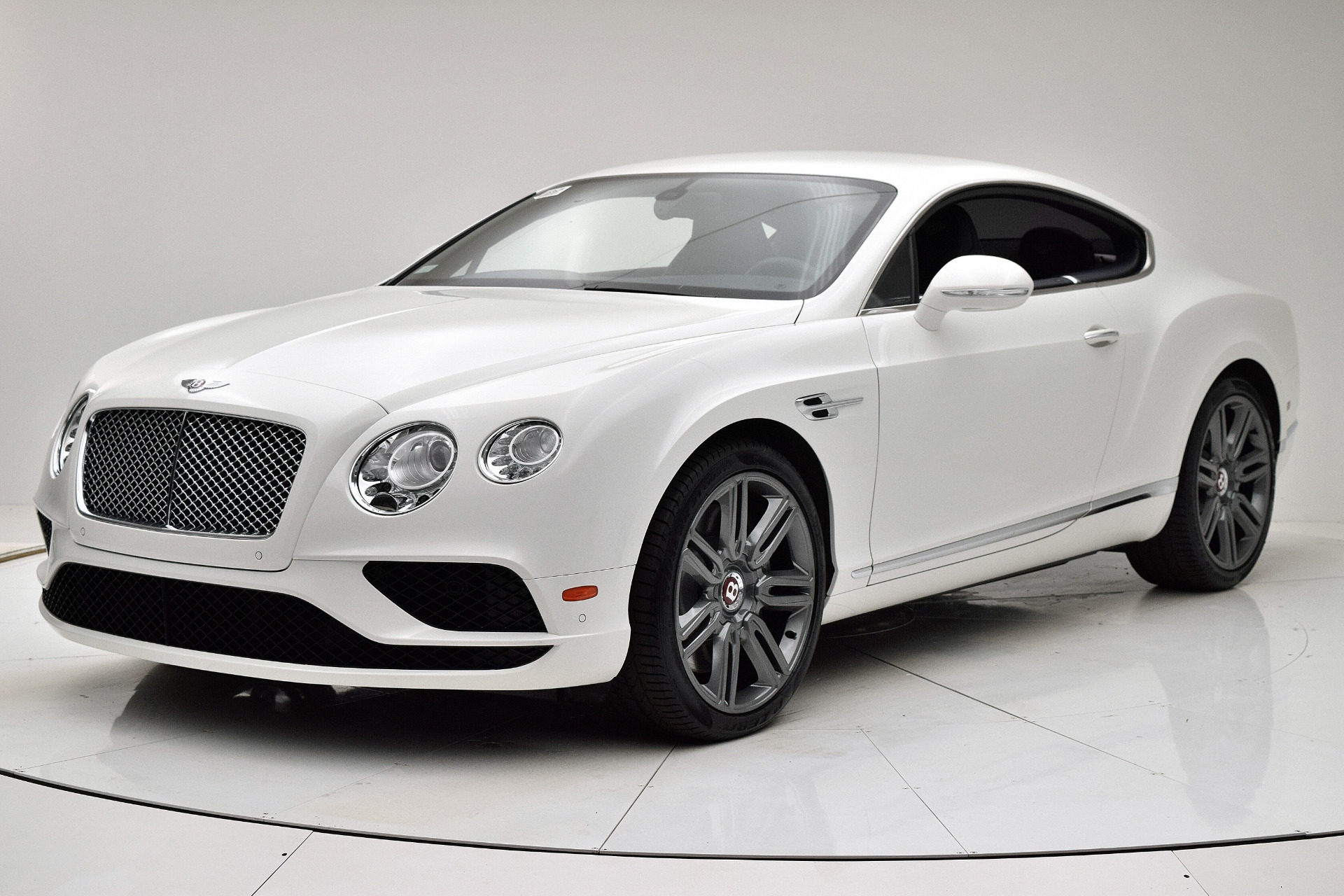 Used 2016 Bentley Continental GT V8 for sale $139,880 at F.C. Kerbeck Aston Martin in Palmyra NJ 08065 2