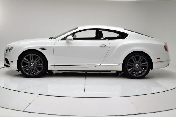 Used 2016 Bentley Continental GT V8 Coupe for sale $136,880 at F.C. Kerbeck Aston Martin in Palmyra NJ 08065 3