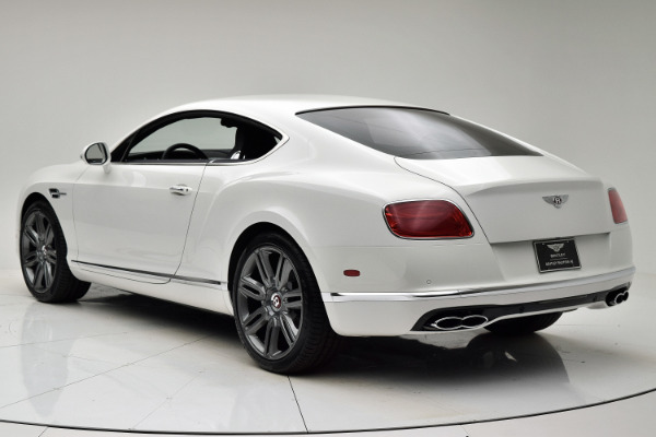 Used 2016 Bentley Continental GT V8 for sale $139,880 at F.C. Kerbeck Aston Martin in Palmyra NJ 08065 4