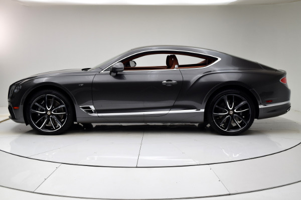 New 2020 Bentley Continental GT V8 Coupe for sale $243,010 at F.C. Kerbeck Aston Martin in Palmyra NJ 08065 3
