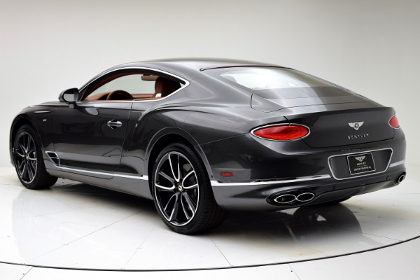 New 2020 Bentley Continental GT V8 Coupe for sale $243,010 at F.C. Kerbeck Aston Martin in Palmyra NJ 08065 4
