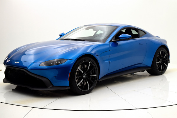 New New 2020 Aston Martin Vantage Coupe for sale $171,059 at F.C. Kerbeck Aston Martin in Palmyra NJ
