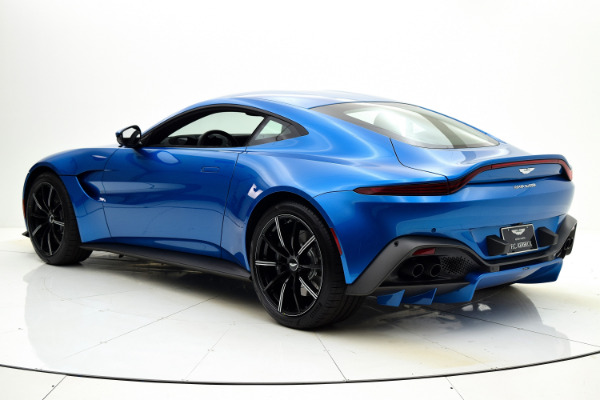 New 2020 Aston Martin Vantage Coupe for sale $171,059 at F.C. Kerbeck Aston Martin in Palmyra NJ 08065 4
