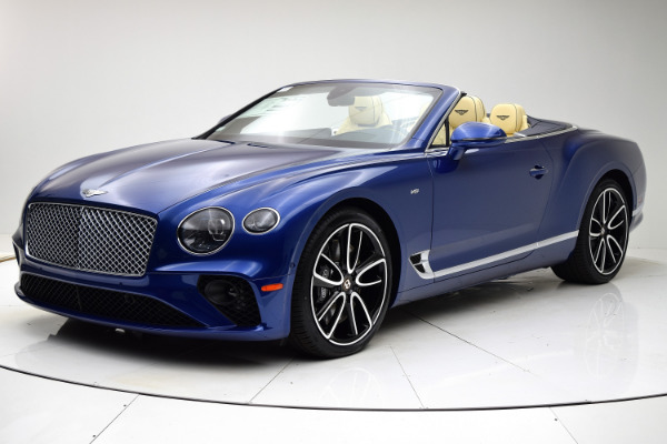 New New 2020 Bentley Continental GT V8 Convertible for sale $269,700 at F.C. Kerbeck Aston Martin in Palmyra NJ