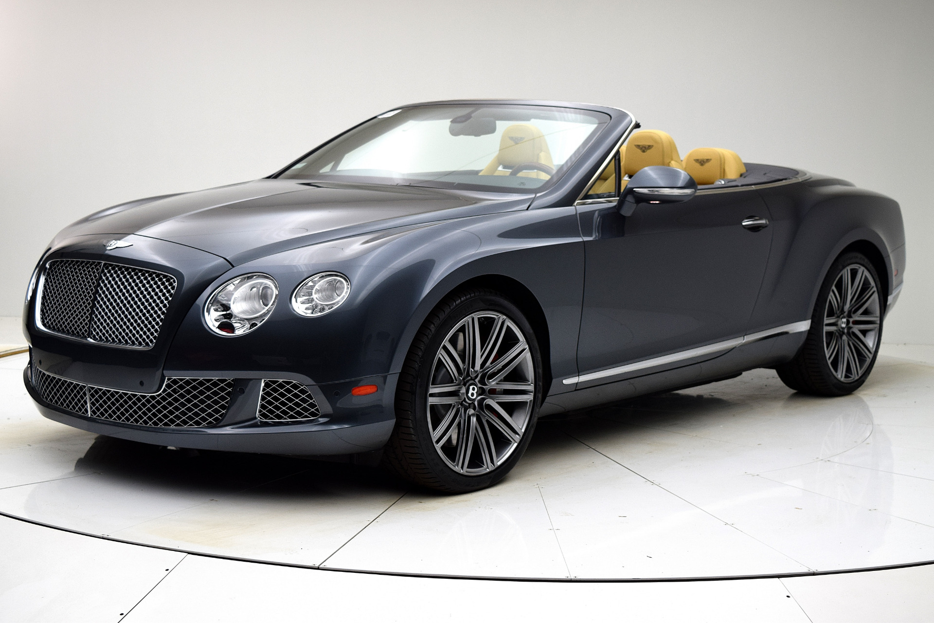 Used 2013 Bentley Continental GT W12 Convertible for sale $99,880 at F.C. Kerbeck Aston Martin in Palmyra NJ 08065 2
