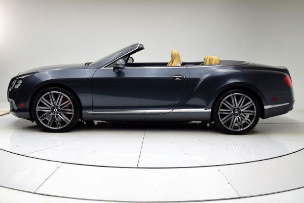 Used 2013 Bentley Continental GT W12 Convertible for sale $99,880 at F.C. Kerbeck Aston Martin in Palmyra NJ 08065 3