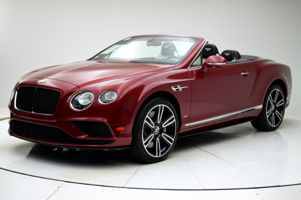 Used Used 2016 Bentley Continental GT V8 S Convertible for sale <s>$260,830</s> | <span style='color: red;'>$142,880</span> at F.C. Kerbeck Aston Martin in Palmyra NJ