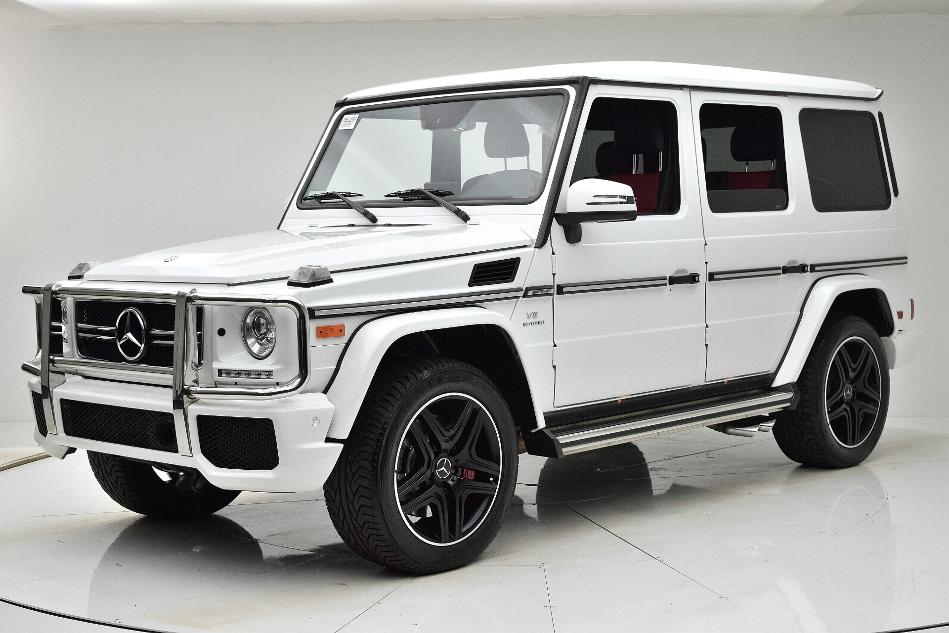 Used 2017 Mercedes-Benz G-Class AMG G 63 for sale $105,880 at F.C. Kerbeck Aston Martin in Palmyra NJ 08065 2