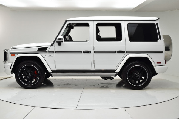 Used 2017 Mercedes-Benz G-Class AMG G 63 for sale $105,880 at F.C. Kerbeck Aston Martin in Palmyra NJ 08065 3