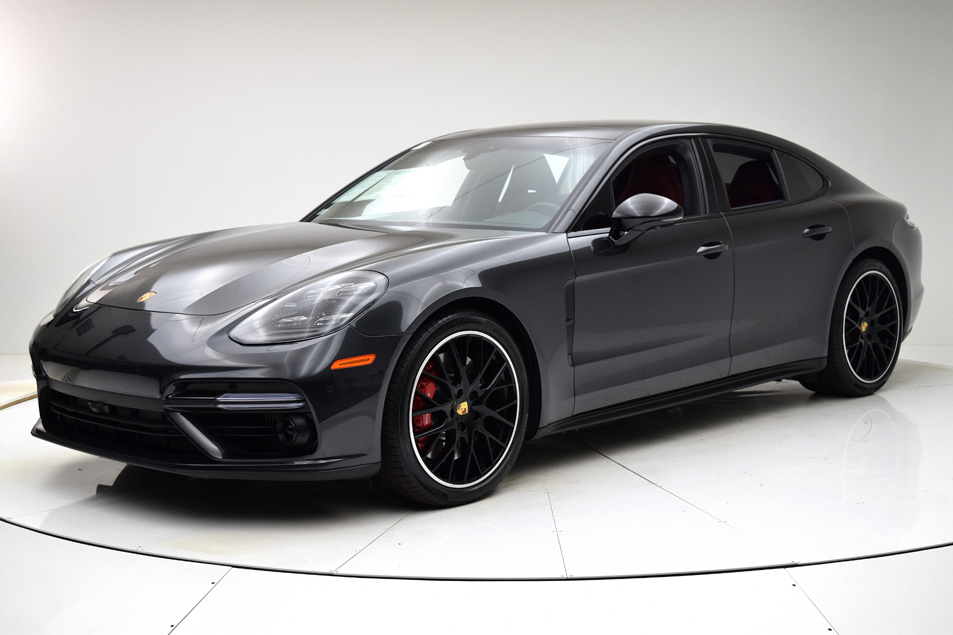 Used 2017 Porsche Panamera Turbo for sale Sold at F.C. Kerbeck Aston Martin in Palmyra NJ 08065 2
