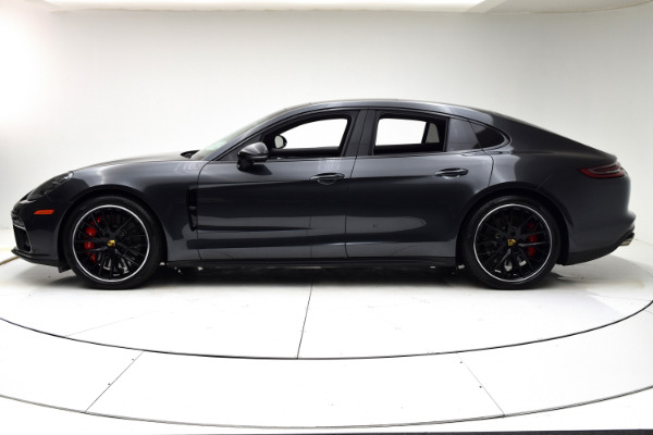 Used 2017 Porsche Panamera Turbo for sale Sold at F.C. Kerbeck Aston Martin in Palmyra NJ 08065 3