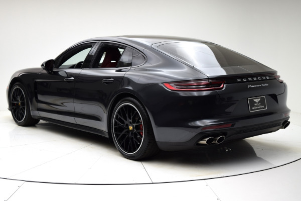 Used 2017 Porsche Panamera Turbo for sale Sold at F.C. Kerbeck Aston Martin in Palmyra NJ 08065 4