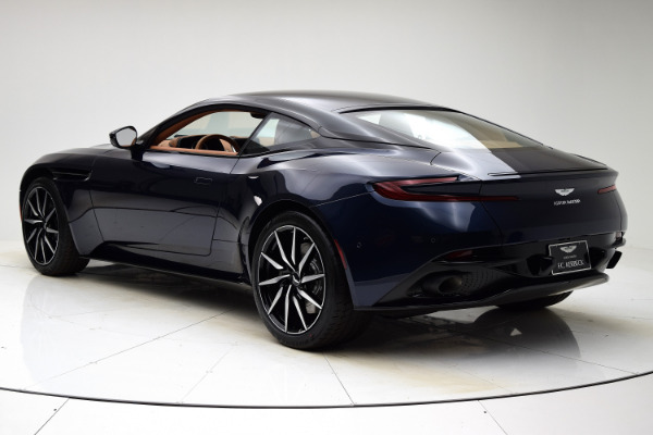 New 2020 Aston Martin DB11 V8 Coupe for sale $242,011 at F.C. Kerbeck Aston Martin in Palmyra NJ 08065 4