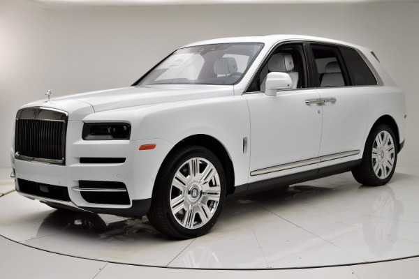 New New 2020 Rolls-Royce Cullinan for sale $355,275 at F.C. Kerbeck Aston Martin in Palmyra NJ