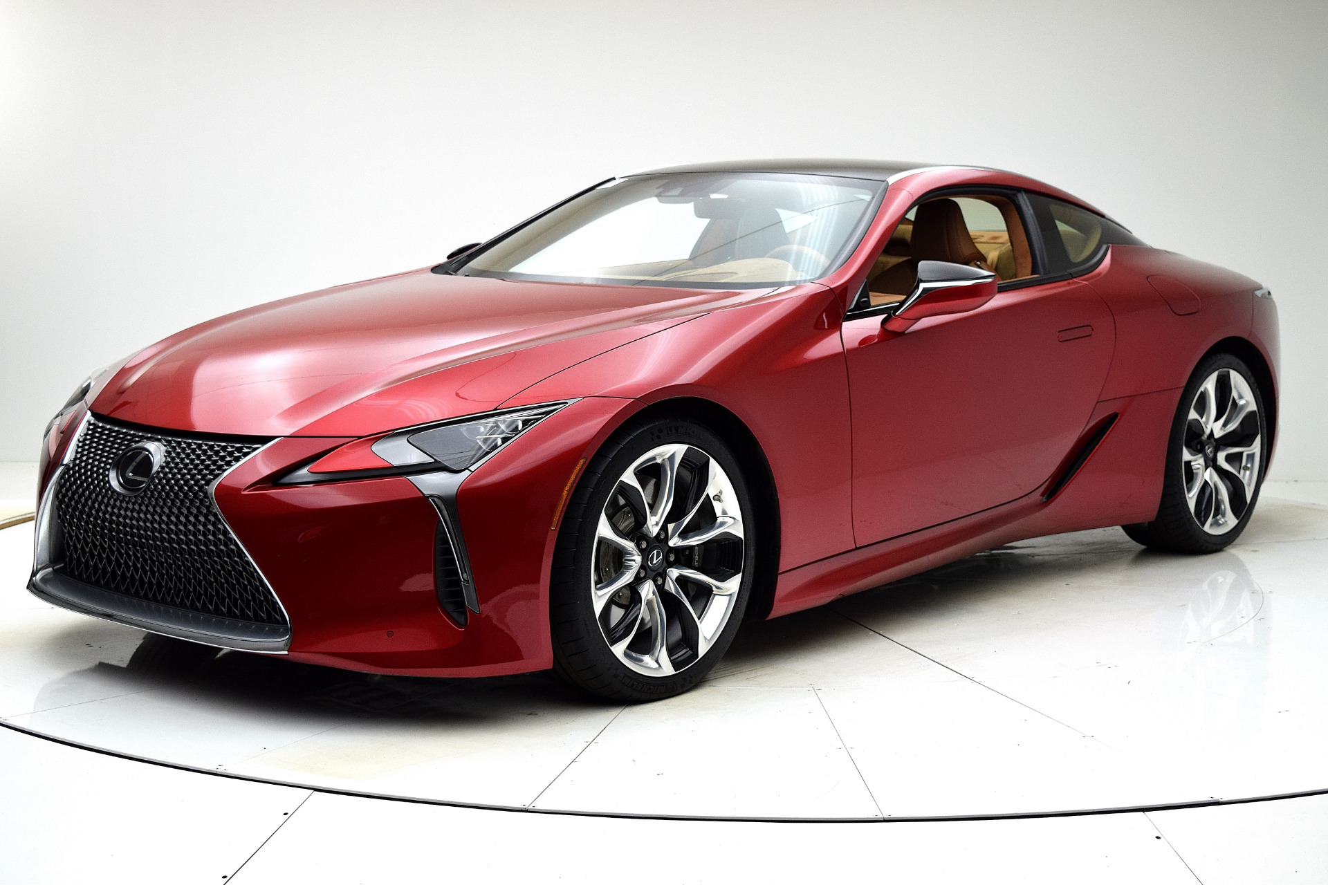 Used 2018 Lexus LC LC 500 for sale Sold at F.C. Kerbeck Aston Martin in Palmyra NJ 08065 2